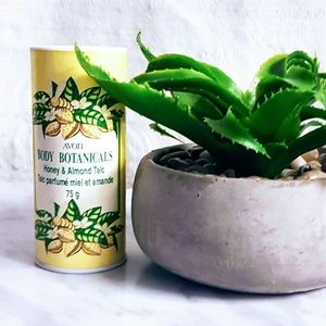 #B2 Vintage Avon Body Botanicals Honey & Almond